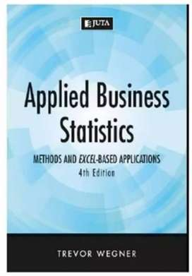 Financial and Statistical Textbooks