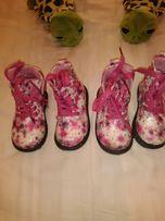 Детские осенние ботинки 23 разм