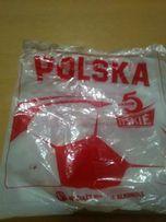 Flaga polska Tyskie