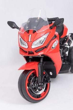 Nowy motor na akumulator, motocykl elektryczny 3 kołowy, niebieski Nowy Dwór Mazowiecki - image 2