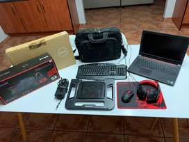 Dell Inspiron 15 7559 i7 Gaming Laptop Package