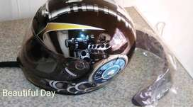 Helmet for sale with extra tinted glass