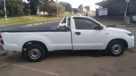 TOYOTA HILUX SINGLE CAB 2.5 DIESEL LOW RIDER IN EXCELLENT CONDITION