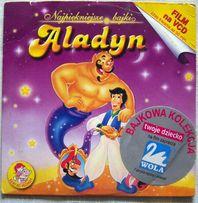 Aladyn. Bajka. Płyta VCD