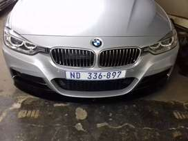 F30 Front lips
