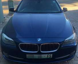 BMW 528i Steptronic 2010