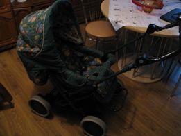 Wózek dziecięcy - spacerówka+gondola- niemiecki- SUPER CENA
