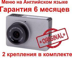Оригинальный Xiaomi Yi Smart Car Dash Camera видеорегистратор 2 крепле