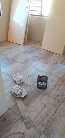 Tiling and electrical services