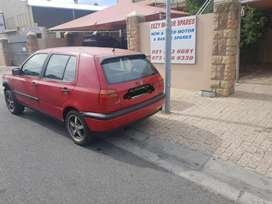 1995 GOLF 2.0 GTI STRIPPING FOR SPARES