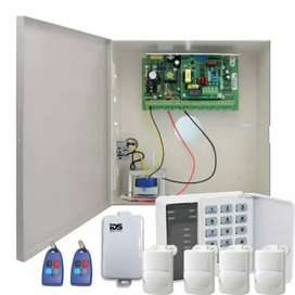 SECURITY ALARM SYSTEMS INSTALLATION
