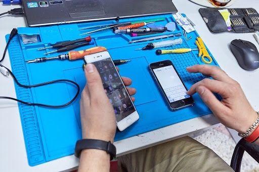 Ремонт мобильных телефонов планшетов и остальной техники