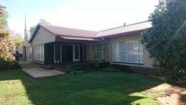 Renovated House with flat in Klerksdorp