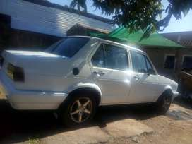 1993 VW fox in good condition