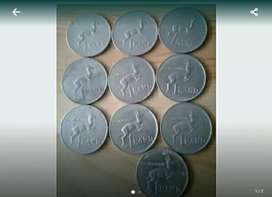 Big one rand coins