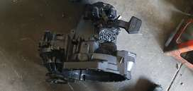 Audi 2.0 litre 6 speed manual gearbox