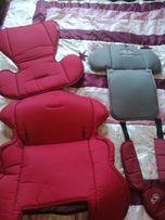 Tapicerka fotelik kinderkraft safety