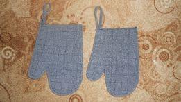 Прихватки-рукавички (ручная работа)