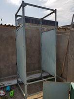 Продам металлический душ