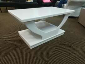 White Stylish Centre coffee table