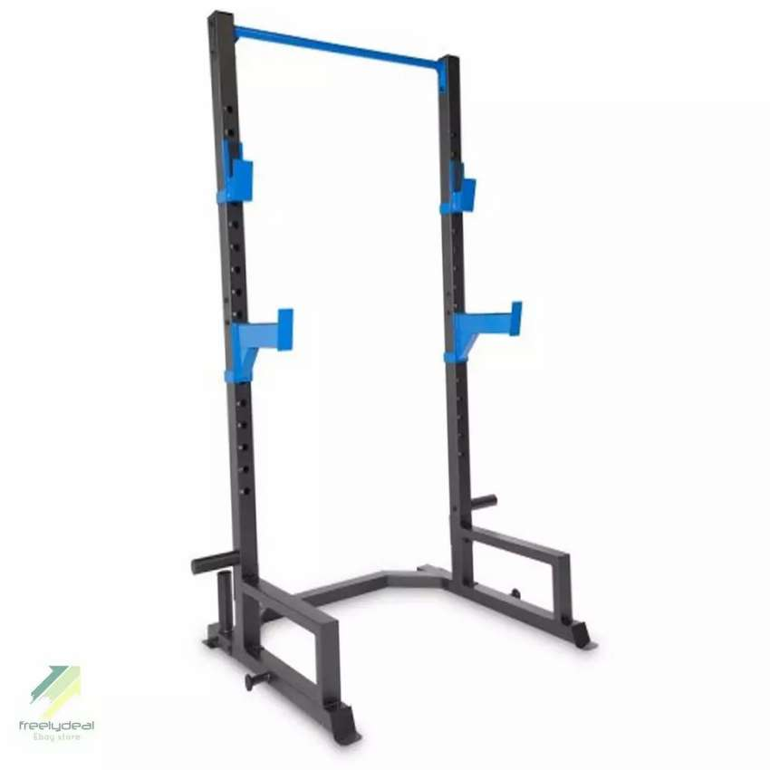 Half squat Racks heavy duty specials. Call House of chairs today 0