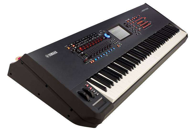 Yamaha Montage 8 - 88-Key Workstation Synthesizer 0