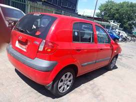 1.4 RED GETZ STRIPPING FOR SPARES