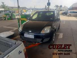 Ford Fiesta TDCI - Stripping for parts and accessories