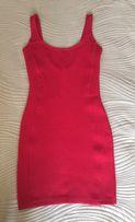 Обтягивающее платье Bershka