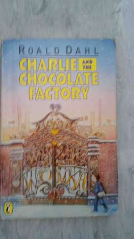 Charlie and the Chocolate Factory Book for sale