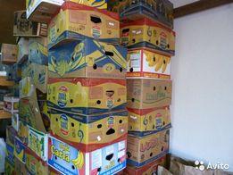 Банан.коробки