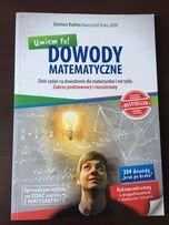 Dowody matematyczne zakres podstawowy i rozszerzony - nowe