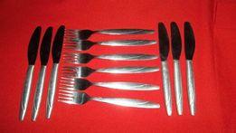 набор 12 единиц - вилки, ножи, столовые приборы