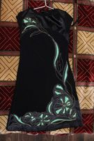 Платье нарядное (размер S)
