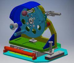 Разработка конструкторской документации (3D модели, чертежи, спец-ии)