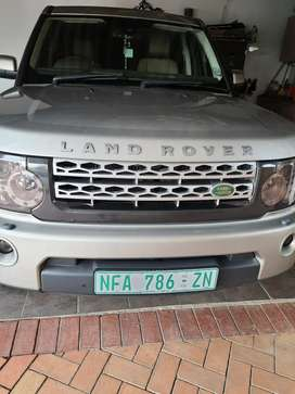 Land Rover Discovery 4SE