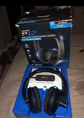 Turtle beach P12 Amplified Stereo Headset