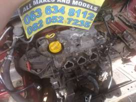 Renault clio 4 900cc engine stripping for spares R100