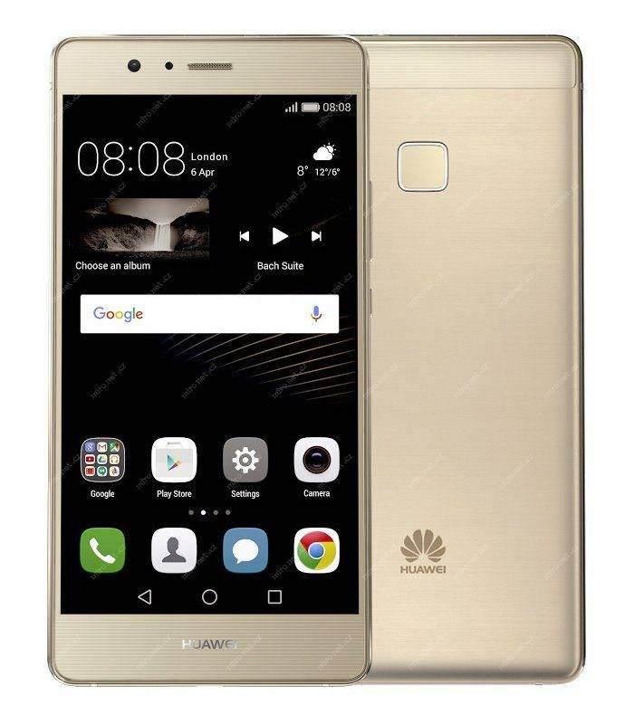Huawei P9 lite gold 0