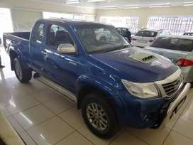 2011 Toyota Hilux 3.0L D4D Clubcab in great condition