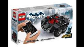 Lego DC Super Heroes App-Controlled Batmobile. New