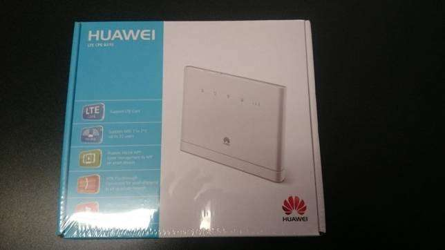 Huawei lte cpe b315 router ( Sealed ) 0