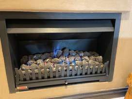 Jetmaster 850 Deluxe Gas Fireplace