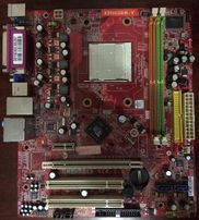 Материнская плата MSI K9N6SGM-V