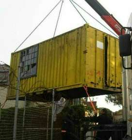 We move Containers!