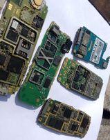 Платы старых мобильных телефонов