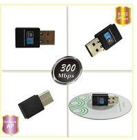 USB 2.0 Wi-Fi адаптер RTL8192EU 300Мбит/с 2.4 Ghz беспроводная сетевая