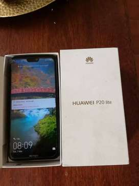 Huawei  p20  - Like new used -great phone   Original box with charger,