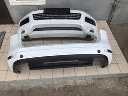 Решетка хром крыло фара капот Volkswagen Touareg разборка бампер