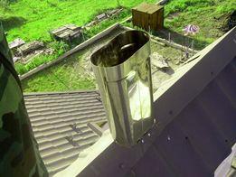 Димоходи ,Трубы для дымоходов из нержавейки для котлов каминов/Дымоход